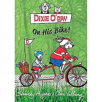 Dixie O'Day on his Bike
