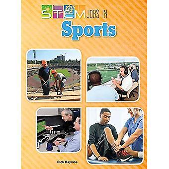 Stem Jobs in Sports (Stem Jobs You'll Love)