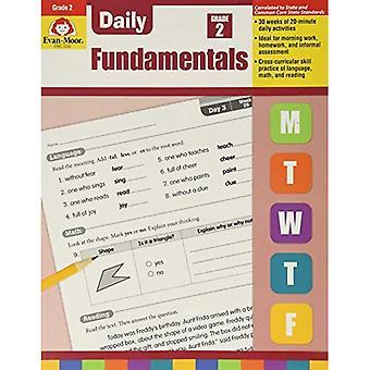 Daily Fundamentals, Grade 2� (Daily Fundamentals)