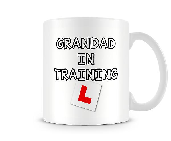 Grandad In Training Mug