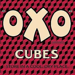 OXO Cubes pack drinks mat / coaster