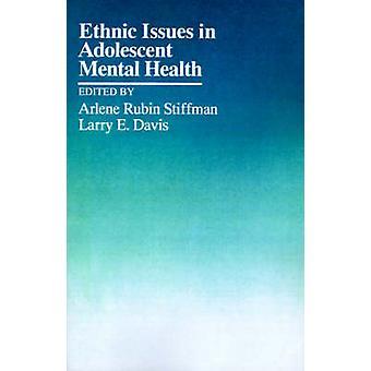 Problèmes ethniques en santé mentale des adolescents par Stiffman & Arlene Rubin