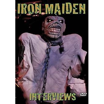 Iron Maiden - Interviews [DVD] USA import