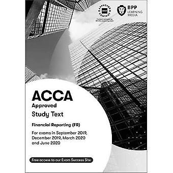 ACCA finansiell rapportering: Studera Text
