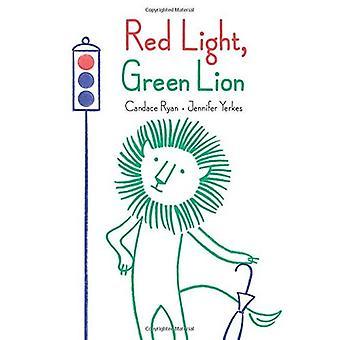 Lumière rouge, Lion vert