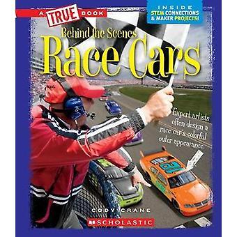 Race Cars by Cody Crane - 9780531241455 Book