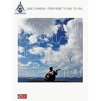 Jack Johnson - From Here to Now to You (Guitar Recorded Version) by Ha