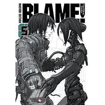 Blame! 5 by Tsutomu Nihei - 9781942993810 Book