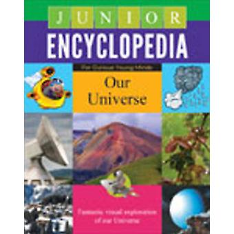 Junior Encyclopedia - Our Universe by Sterling Publishing Company - 97