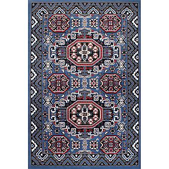 Kayo alfombras en azul de Rugstyle