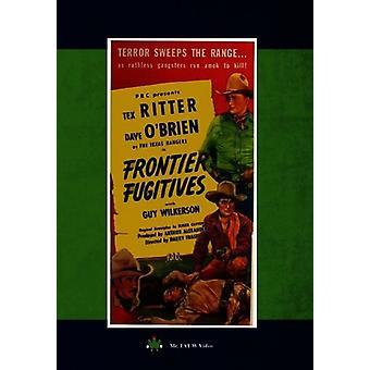 Frontier Fugitives [DVD] USA import