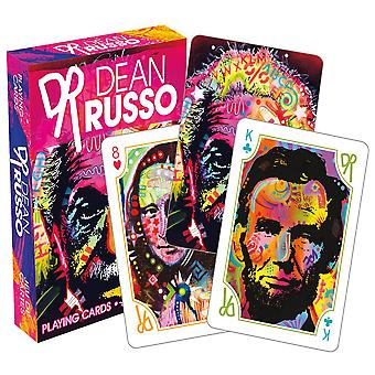 Dean Russo Pop Culture Playing Cards