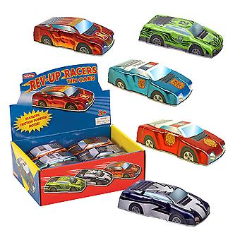Schylling Rev-Up Racing Cars