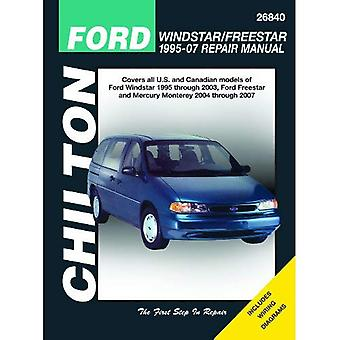 Ford Windstar and Freestar: 1995 Thru 2007