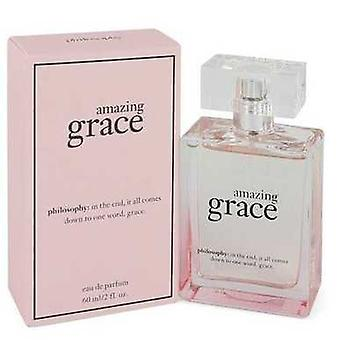 Amazing Grace By Philosophy Eau De Parfum Spray 2 Oz (women) V728-542993