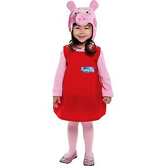 Peppa Pig peuters kostuum