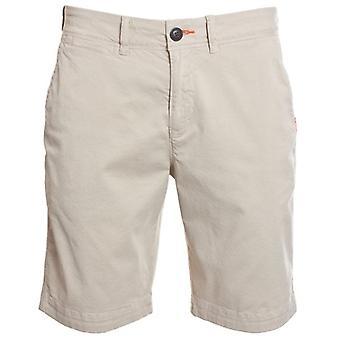 Superdry International Slim Chino Lite Shorts Sand