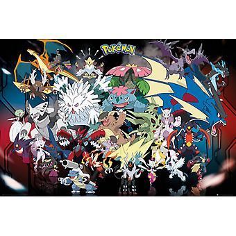 Pokà © mon Mega Maxi Poster 61x91.5cm