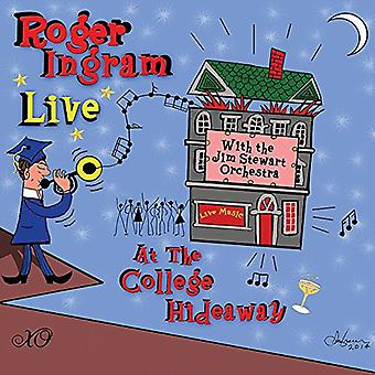 Roger Ingram - Roger Ingram Live at de College Hideaway [CD] USA import