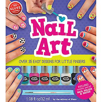 Nail-Art-Book Kit-K580264