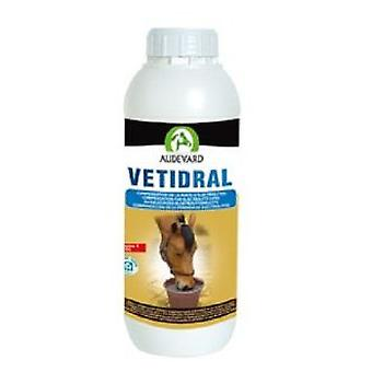 Audevard Vetidral Solution 1 l (Horses , Food , Food complements)