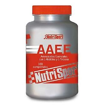 Nutrisport AAEE Essential Amino Acids 100 Tablets 1 gr (Sport , Recovery)