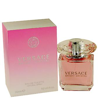 Bright Crystal by Versace Edt Spray 30ml