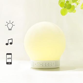 EMOI Smart Bluetooth Lautsprecher Mini Lampe