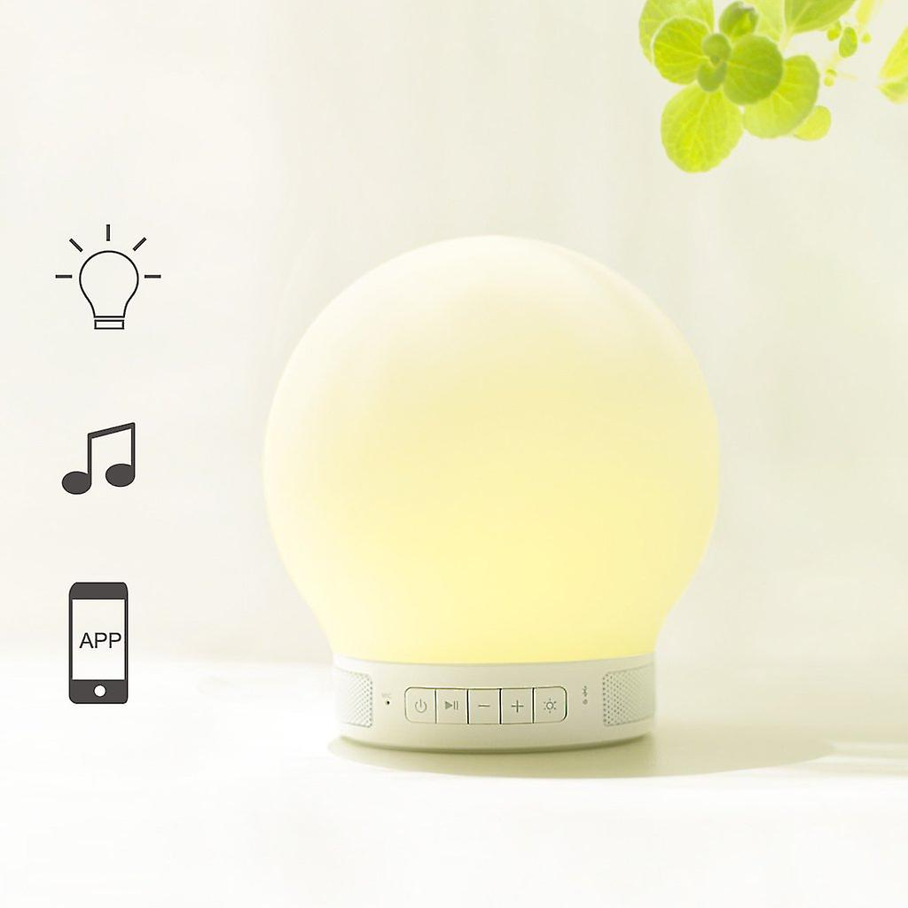 EMOI Smart Lamp Bluetooth Speaker Mini