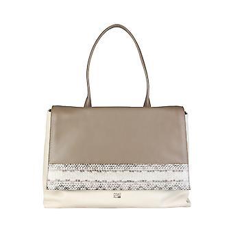 Cavalli Class Shoulder Bag Women White