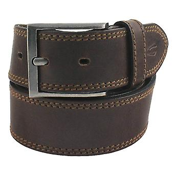 Camel active leather buckle belt 116-106