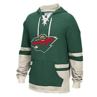 CCM pullover hood Minnesota Wild (top prize)