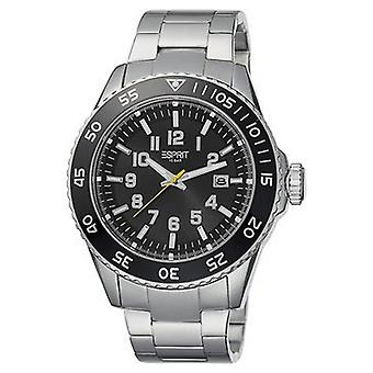 ESPRIT mens watch wristwatch Varic stainless steel Chrono ES103631005