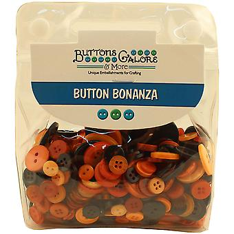 Buttons Galore Button Bonanza-Very Scary BB-91