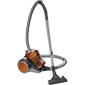 Bagless vacuum cleaner Clatronic BS 1302 700 W EEC A Orange, Anthracite grey