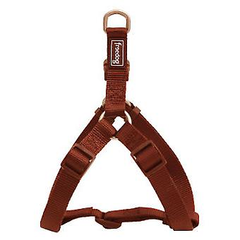 Freedog Harness A Brown (Dogs , Collars, Leads and Harnesses , Harnesses)