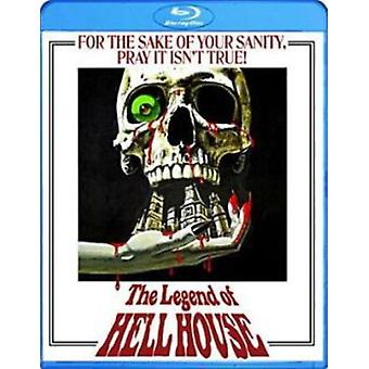 Legend of Hell House [BLU-RAY] USA import