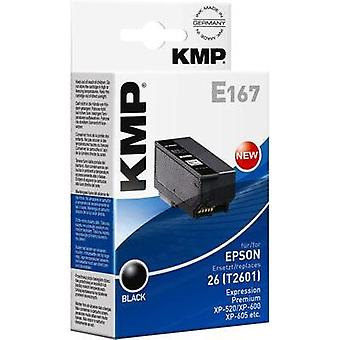 KMP Ink replaced Epson T2601, 26 Compatible Black