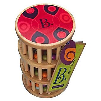 B. Rainstick wooden A-Maze Rain Rush (Toys , Educative And Creative , Music , Infants)