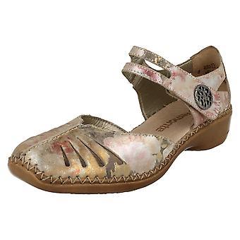 Las señoras retan Casual Zapatos D1636