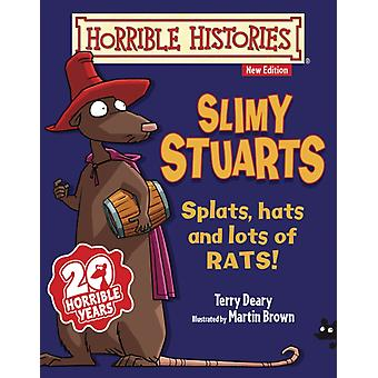 Slimy Stuarts (Horrible Histories) (Paperback) by Deary Terry