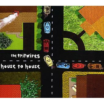 Tripwires - House to House [CD] USA import