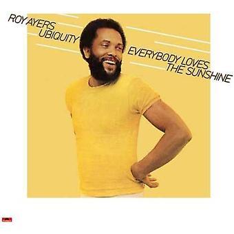 Roy Ayers Ubiquity - todo el mundo le encanta (LP) [vinilo] USA importar