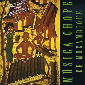 Timbila Ta Venancio a.O. - chopier musik fra Mozambique [CD] USA import