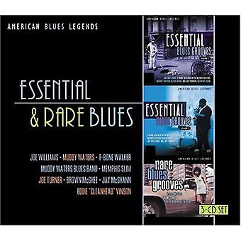 Essential & Rare Blues - Essential & Rare Blues [CD] USA import