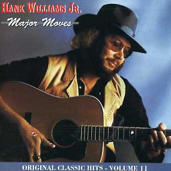 Hank Williams Jr. - Major Moves [CD] USA import