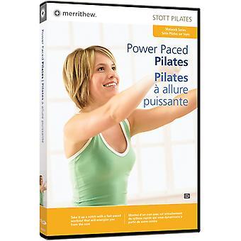 Power tempo Pilates (Eng/Fre) [DVD] USA importerer
