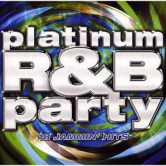 Platinum - R&B Party [CD] USA import