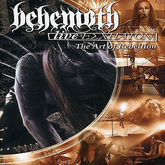 Behemoth - Live Eschaton-Art of Rebellion [DVD] USA import