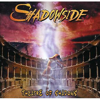 Shadowside - Theatre of Shadows [CD] USA importerer